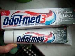 Produktbild zu Odol-med 3 Zahnstein Schutz Zahncreme