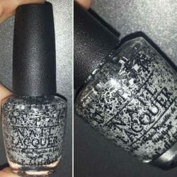 Produktbild zu OPI Nail Lacquer – Farbe: I'll Tinsel You In (LE)