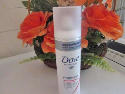 <strong>Dove Haarpflege</strong> Trockenshampoo Refresh + Care