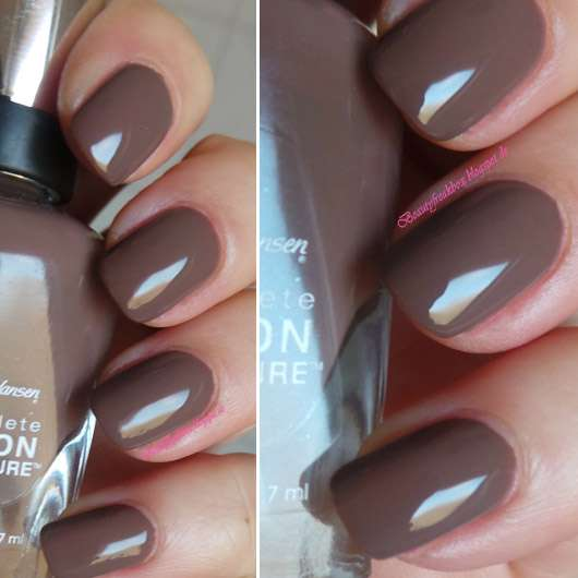 <strong>Sally Hansen</strong> Complete Salon Manicure Nagellack - Farbe: 637 Tippy Taupe
