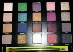 Produktbild zu Urban Decay VICE3 Eyeshadow Palette (LE)