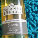 """Wellness & Beauty Duschöl """"federleicht unbeschwert"""""""
