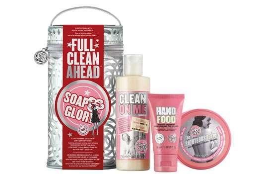 Soap & Glory X-Mas Sets