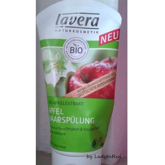 <strong>lavera Naturkosmetik</strong> Apfel Haarspülung (normales Haar)