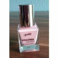 Produktbild zu p2 cosmetics volume gloss gel look polish – Farbe: 010 little princess