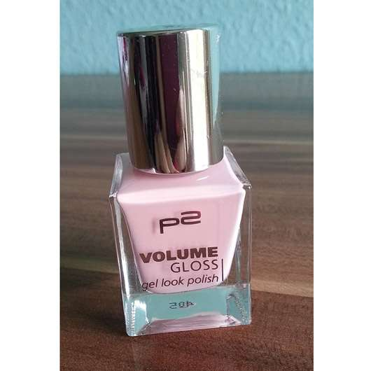 p2 volume gloss gel look polish, Farbe: 010 little princess