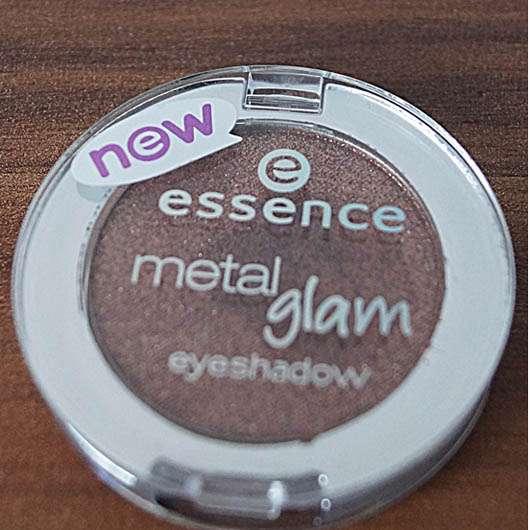 essence metal glam eyeshadow, Farbe: 18 choco-chic