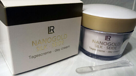 <strong>LR Nanogold</strong> Silk Tagescreme