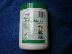 Produktbild zu Kokett Feuchte Pflegetücher Aloe Vera