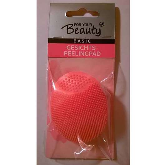 for your beauty Gesichts-Peelingpad