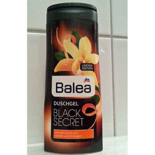 Balea Duschgel Black Secret (LE)