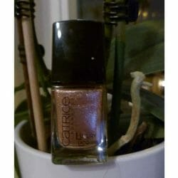 Produktbild zu Catrice Luxury Lacquers Liquid Metal – Farbe: 03 My Satin Ballet Shoes
