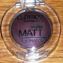 Catrice Velvet Matt Eyeshadow, Farbe: 040 Al Burgundy