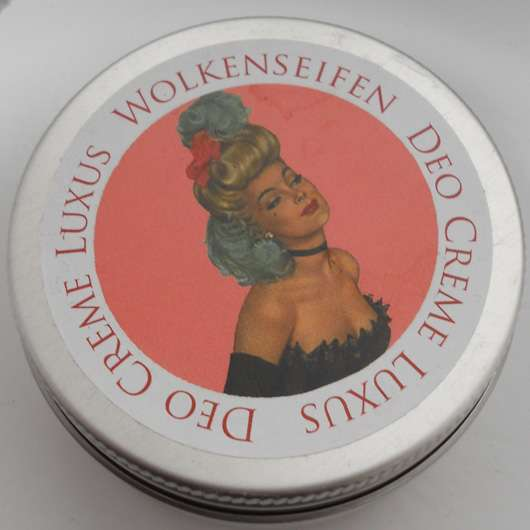 <strong>Wolkenseifen</strong> Deo Creme Luxus