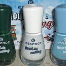 essence mountain calling nail polish, Farben: 01, 02 und 04 (LE)