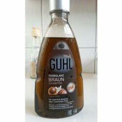 Produktbild zu GUHL Farbglanz Braun Shampoo Kukui-Nuss