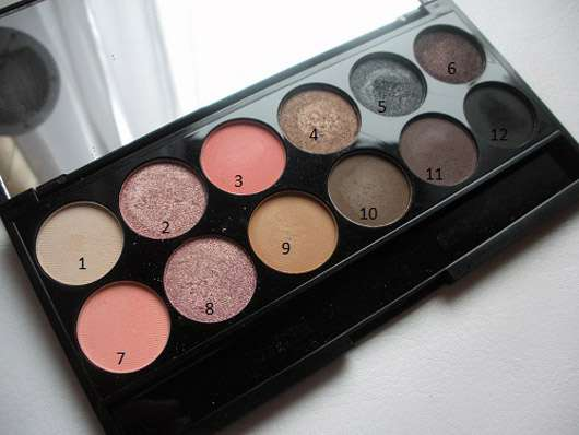 Sleek MakeUP I Divine Oh So Special Palette