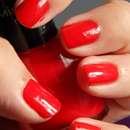 Misslyn nail polish, Farbe: 180 red carped
