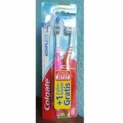 Produktbild zu Colgate Komplett Kariesschutz Zahnbürste (Medium)