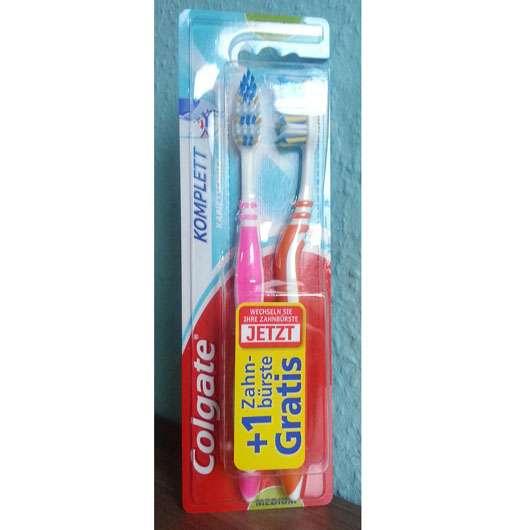 Colgate Komplett Kariesschutz Zahnbürste (Medium)