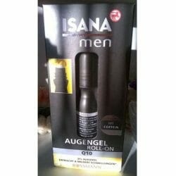 Produktbild zu ISANA MEN Augengel Roll-On Q10