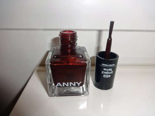 ANNY Nagellack, Farbe: 469 project fame
