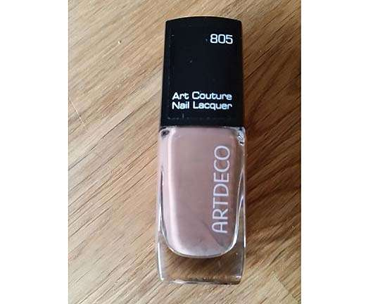 ARTDECO Art Couture Nail Lacquer, Farbe: 805 couture toffee