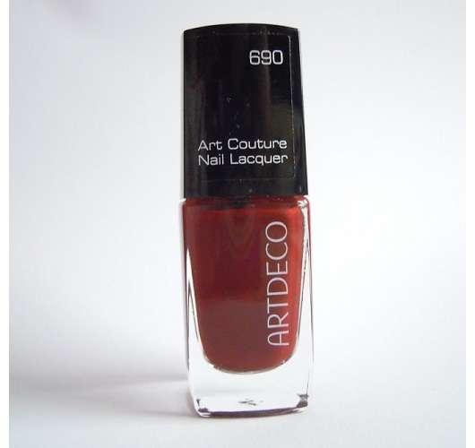 ARTDECO Art Couture Nail Lacquer, Farbe: 690 couture cherry tree