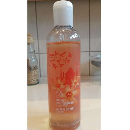 The Body Shop Indian Night Jasmin Shower Gel