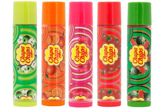Lip Smacker mit Chupa Chups Geschmack