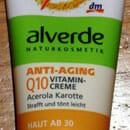alverde Anti-Aging Q10 Vitamincreme Acerola