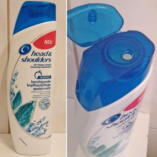 head&shoulders INSTANT Beruhigende Kopfhautpflege Shampoo