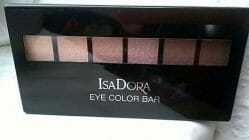 Produktbild zu IsaDora Eye Color Bar – Farbe: 60 Nude Essentials (LE)