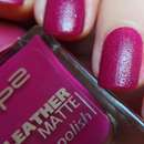 p2 leather matte polish, Farbe: 040 dress code: trendy