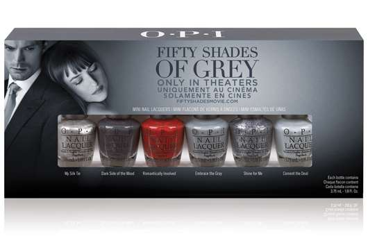 Fifty Shades of Grey by OPI