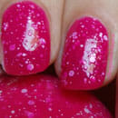 p2 winter… who cares?! fluffy spot nail polish, Farbe: 040 play up! (LE)