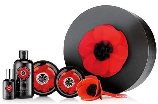 The Body Shop Smoky Poppy Limited Edition