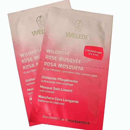 Weleda Wildrose Glättende Pflegemaske