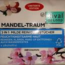 Rival de Loop 3in1 Milde Reinigungstücher Mandel-Traum (LE)