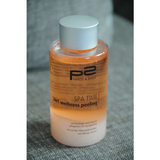 p2 Spa Time! 2in1 Wellness Peeling