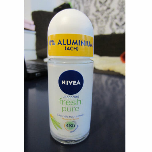NIVEA fresh pure 48h Deodorant Roll-On