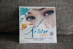 Produktbild zu TAMANY Kräuter Augenpads