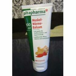Produktbild zu ALTAPHARMA Muskel-Wärme-Balsam