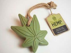 Produktbild zu The Body Shop Hemp Soap On A Rope