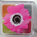 The Body Shop Shimmer Cubes Eye Palettes, Farbe: 32 Pink Poppy (LE)