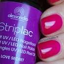 alessandro International Striplac Peel-Off UV / LED Nagellack, Farbe: 51 Love Secret