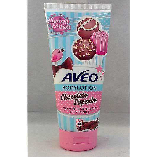 <strong>AVEO</strong> Bodylotion Chocolate Popcake (LE)