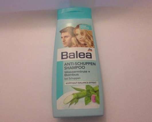 Balea Anti-Schuppen Shampoo Wasserminze + Bambus