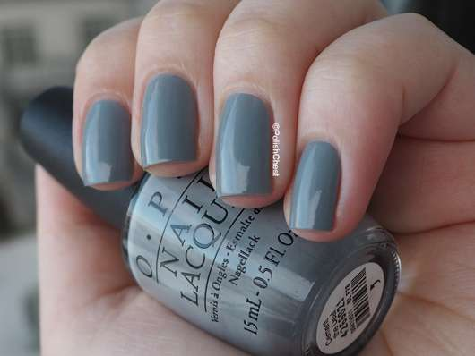 OPI Nail Lacquer, Farbe: Cement The Deal (LE)