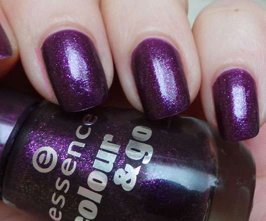 essence colour & go nail polish, Farbe: 193 best dressed